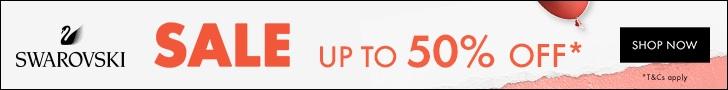 La OUTLET en ligne de Swarovski offre de belles économies sur une sélection exclusive