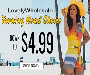 LovelyWholesale.com offre plus de styles rien que pour vous