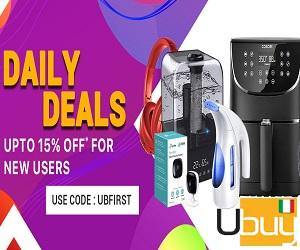 Faites passer vos achats au niveau supérieur avec Ubuy