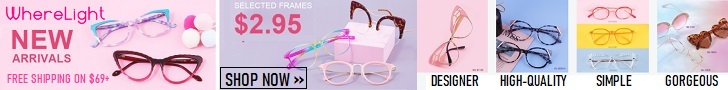 Highlight your personal style with WhereLight frames